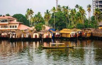 Kerala Package 4n/5d By Kbg