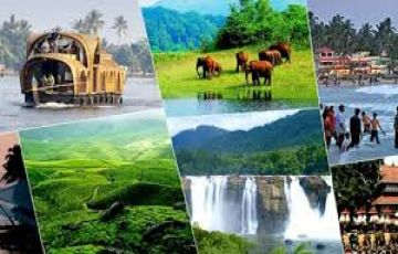 Kerala - That's A Breather - Honeymoon Special  30% OFF