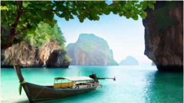 Enchanting Kingdom Of Thailand