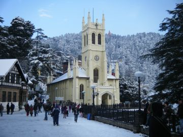 Beauty Shimla Manali Kullu Tour Package