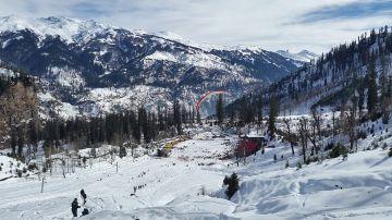 Himalayas tour package