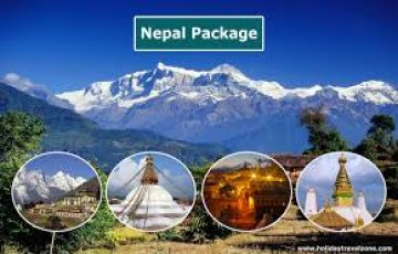 Nepal Tour Package Jolly Holidays
