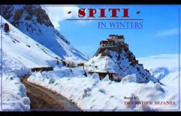 Kinnour & winter spiti Holiday Tour