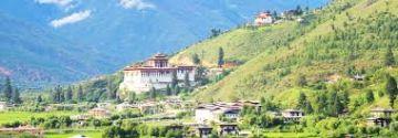 Bhutan Honeymoon Packages from Delhi