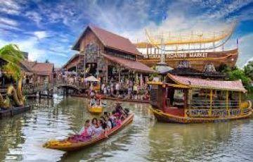 Combo Bangkok Pattaya Phuket Krabhi Tour Rs.21500 With Flight ticket  Call 8072595319