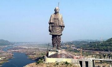 Statue of Unity with Dwarka and Somnath package