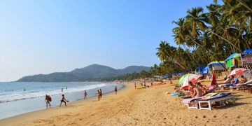 Goa short trip only on 7300 per person