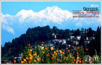 North Sikkim Tour Package 07 Night / 08 Days