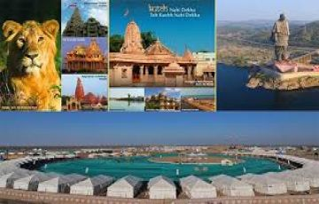 Best Gujarat Package 08 Night 09 Days
