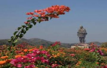 Statue of unity Tour Package 1N/2D