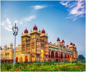 4N/5D Enchanting Karnataka Tour