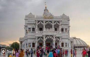 Mathura Vrindavan Agra Packages