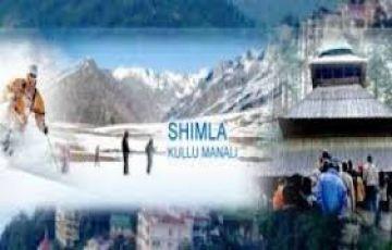Shimla manali Dharmasala Dalhouse  tour Package