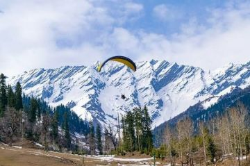 Volvo Manali Tour Package