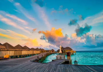 Maldives Excursion And Resort Stay