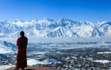 Ladakh roof top