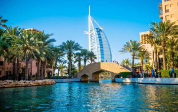 Dubai City Tour Combo With Dhow Cruise And Desert Safari Flat 17% Off