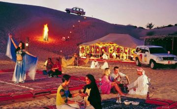 Dubai Package From Bangalore