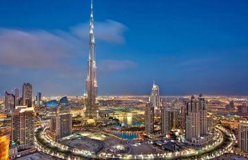 Dazzling Dubai Getaway