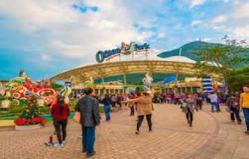 Ocean Park Special- 04 Nights Hong Kong Packages