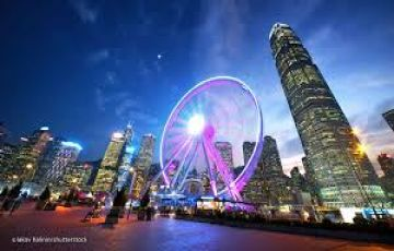 Spectacular Hong Kong Macao & Shenzhen Land Only 5 Nights 6 Days