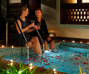 kerala Honeymoon Package with Private pool vilas For 3 Nights & 4 days