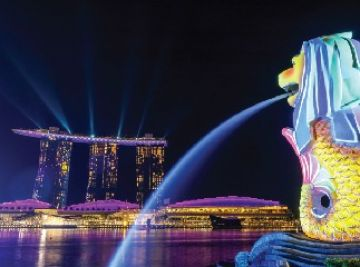 Wonderful Singapore With Bali
