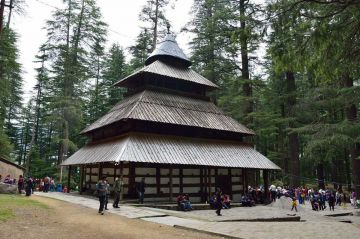 Luxurious  Manali  Package