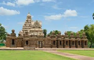 Kanchipuram Temple Tour