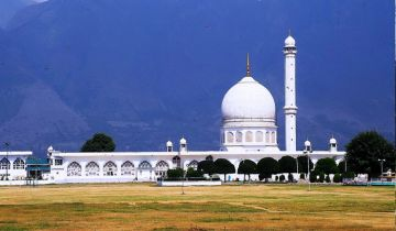Jammu - Srinagar via katra
