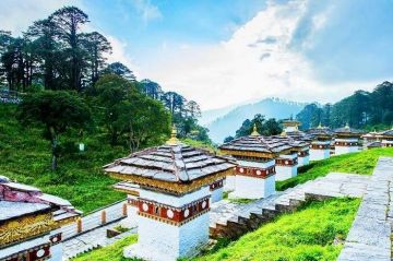 BHUATN TOUR PACKAGE FOR 4 DAYS