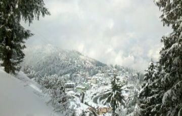 Group Chandigarh to Shimla best tour package for 4 Nights & 5