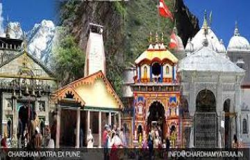Do Dham Tour Package 06 Night 07 Days