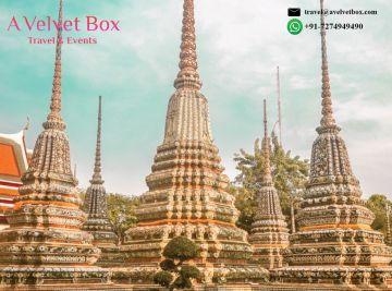 Contemporary Bangkok