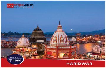 Haridwar Rishikesh Dehradun Mussoorie 04 Nights 05 Days Tour