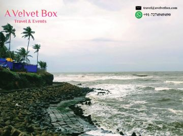 Bustling Goa