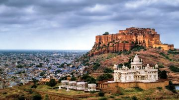 RANGILO RAJASTHAN TOUR FROM AHMEDABAD