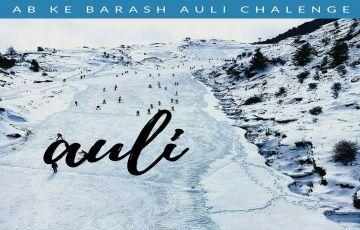 auli trip from delhi | rishikesh | fix departure 26 dec  1 jan 2020