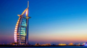 Dubai-Abu Dhabi-Sharjah