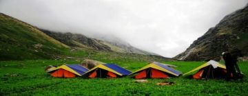 The Incredible Tent City