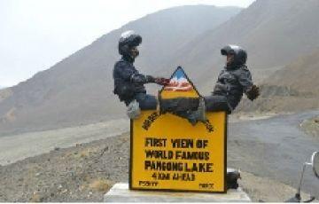 Ladakh Tour with Pangong