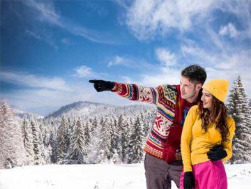 Romantic  Manali Honeymoon trip 3 Nights 4 Days