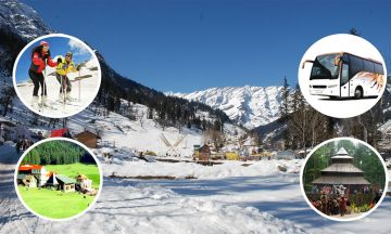 Manali Winter Special 2 Nights 3 Days
