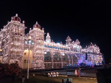 Bangalore Mysore Ooty Package 5 Nights 6 Days