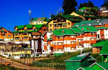 Amazing Kashmir Family Tour Package