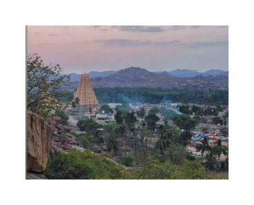 Hampi- anegundi-Badami tour