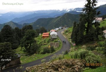 Auli Chopta tour package