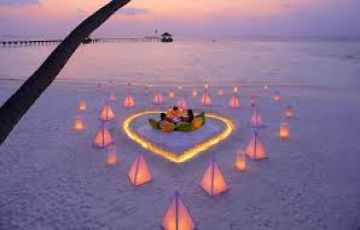 Sweet-Moons in Maldives With 4 Star Hotel