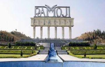 HYDERABAD - SRISHAILAM - RAMOJI FILM CITY