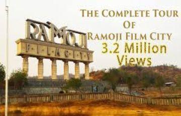 HYDERABAD - SRISAILAM - RAMOJI FILM CITY